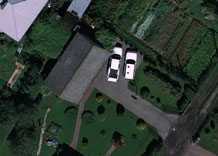 Aerial photography: Private residence - RGB